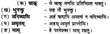 RBSE Solutions for Class 12 Sanskrit Chapter 1 मङ्गलाचरणम् 5