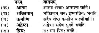 RBSE Solutions for Class 12 Sanskrit Chapter 4 गीतामृतम् 8