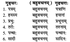 RBSE Solutions for Class 9 Sanskrit सरसा Chapter 14 कार्यं खलु साधयेयम् 6