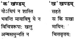 RBSE Solutions for Class 9 Sanskrit सरसा Chapter 18 हितं मनोहारि च दुर्लभं वचः 2