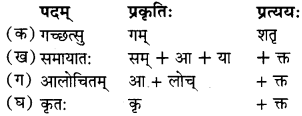 RBSE Solutions for Class 9 Sanskrit सरसा Chapter 5 शश-गजराज कथा 4