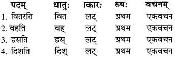 RBSE Solutions for Class 9 Sanskrit सरसा Chapter 9 स्नेहमयी मम भारतमाता 1