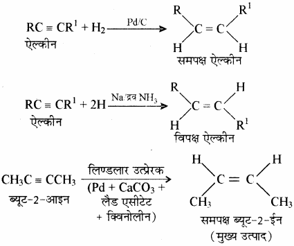 RBSE Solutions for Class 11 Chemistry Chapter 13 हाइड्रोकार्बन img 1
