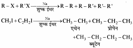 RBSE Solutions for Class 11 Chemistry Chapter 13 हाइड्रोकार्बन img 44