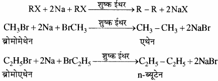 RBSE Solutions for Class 11 Chemistry Chapter 13 हाइड्रोकार्बन img 48