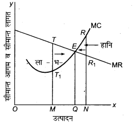 RBSE Solutions for Class 12 Economics Chapter 10 फर्म का संतुलन
