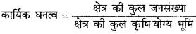 RBSE Solutions for Class 12 Geography Chapter 13 भारत: जनसंख्या वितरण, घनत्व एवं वृद्धि img-2