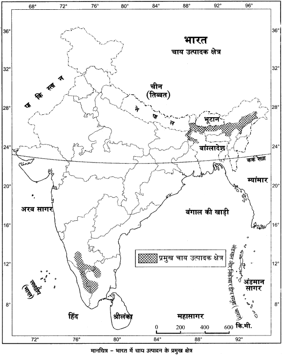 RBSE Solutions for Class 12 Geography Chapter 18 कृषि img-6