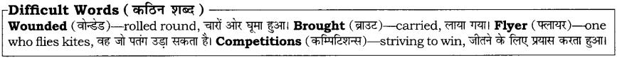 High Maharajah RBSE Class 10 English Notes 5