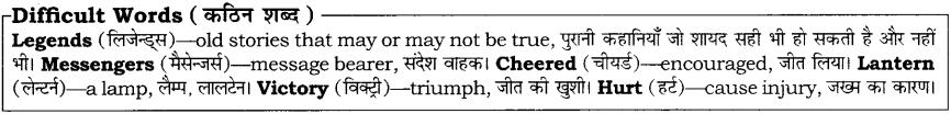 High Maharajah RBSE Class 10 English Notes 6