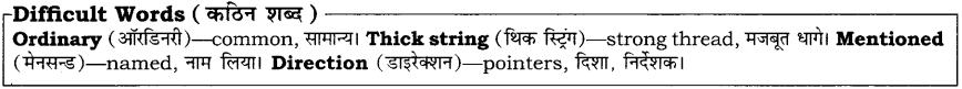 High Maharajah RBSE Class 10 English Notes 8