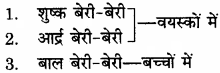 RBSE Solutions for Class 11 Home Science Chapter 14 भोजन के पोषक तत्व-सूक्ष्म मात्रिक-1