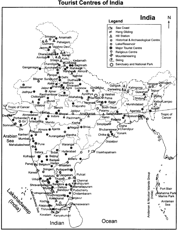 RBSE Solutions for Class 11 Indian Geography Chapter 3 India Cultural Unity in Geographical Diversity img-2