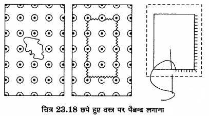 RBSE Solutions for Class 12 Home Science Chapter 23 वस्त्रों की सिलाई-10