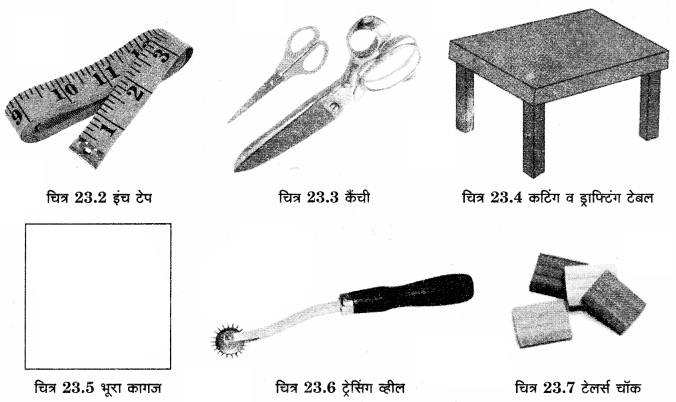 RBSE Solutions for Class 12 Home Science Chapter 23 वस्त्रों की सिलाई-3