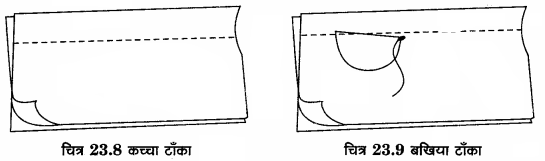 RBSE Solutions for Class 12 Home Science Chapter 23 वस्त्रों की सिलाई-4