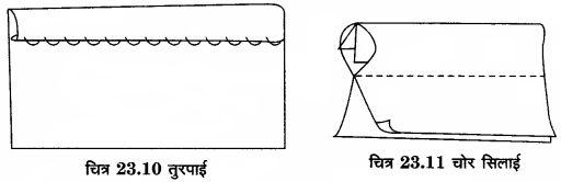 RBSE Solutions for Class 12 Home Science Chapter 23 वस्त्रों की सिलाई-5