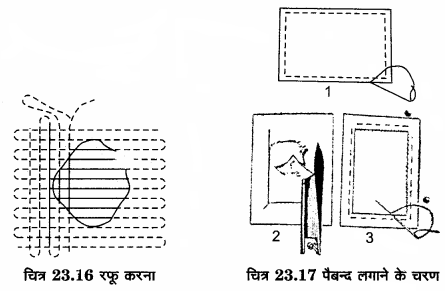 RBSE Solutions for Class 12 Home Science Chapter 23 वस्त्रों की सिलाई-9