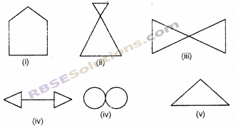 RBSE Solutions for Class 6 Maths Chapter 11 सममिति Ex 11.1 image 4