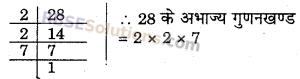 RBSE Solutions for Class 6 Maths Chapter 2 रिश्ते संख्याओं के Ex 2.2 image 1