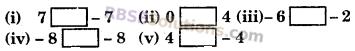 RBSE Solutions for Class 6 Maths Chapter 4 ऋणात्मक संख्याएँ एवं पूर्णांक Additional Questions image 1
