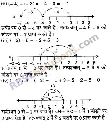 RBSE Solutions for Class 6 Maths Chapter 4 ऋणात्मक संख्याएँ एवं पूर्णांक Ex 4.2 image 3