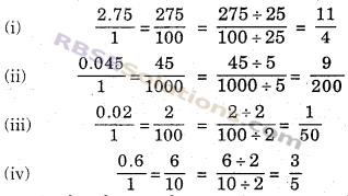 RBSE Solutions for Class 6 Maths Chapter 6 दशमलव संख्याएँ Additional Questions image 3