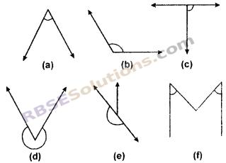 RBSE Solutions for Class 6 Maths Chapter 8 आधारभूत ज्यामितीय अवधारणाएँ एवं रचना Additional Questions image 2