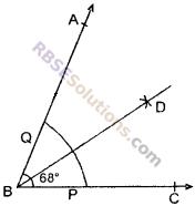 RBSE Solutions for Class 6 Maths Chapter 8 आधारभूत ज्यामितीय अवधारणाएँ एवं रचना Additional Questions image 6