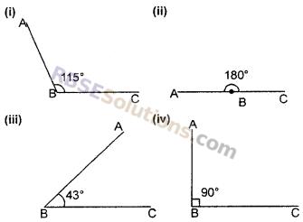 RBSE Solutions for Class 6 Maths Chapter 8 आधारभूत ज्यामितीय अवधारणाएँ एवं रचना Ex 8.3 image 2