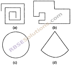 RBSE Solutions for Class 6 Maths Chapter 9 सरल द्विविमीय आकृतियाँ Additional Questions image 4
