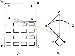 RBSE Solutions for Class 6 Maths Chapter 9 सरल द्विविमीय आकृतियाँ Ex 9.3 image 1