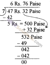 RBSE Solutions for Class 5 Maths Chapter 10 Currency Additional Questions image 5