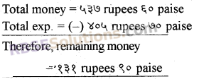 RBSE Solutions for Class 5 Maths Chapter 10 Currency Additional Questions image 8
