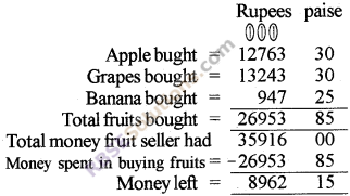 RBSE Solutions for Class 5 Maths Chapter 10 Currency Ex 10.1 image 11