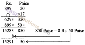 RBSE Solutions for Class 5 Maths Chapter 10 Currency Ex 10.1 image 5