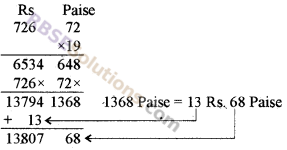 RBSE Solutions for Class 5 Maths Chapter 10 Currency Ex 10.1 image 6