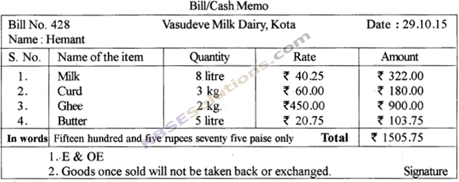 RBSE Solutions for Class 5 Maths Chapter 10 Currency Ex 10.2 image 1