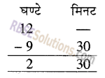 RBSE Solutions for Class 5 Maths Chapter 11 समय Additional Questions image 9