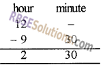 RBSE Solutions for Class 5 Maths Chapter 11 TimeAdditional Questions image 9