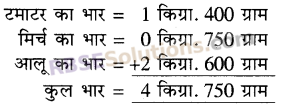 RBSE Solutions for Class 5 Maths Chapter 12 भारEx 12.1 image 1