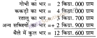 RBSE Solutions for Class 5 Maths Chapter 12 भारEx 12.1 image 4