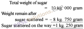 RBSE Solutions for Class 5 Maths Chapter 12 Weight Ex 12.1 image 2