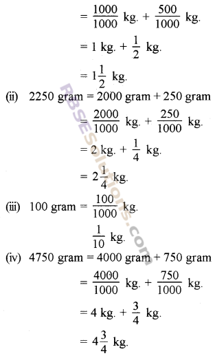 RBSE Solutions for Class 5 Maths Chapter 12 Weight Ex 12.1 image 6