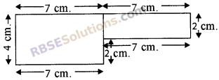 RBSE Solutions for Class 5 Maths Chapter 14 Perimeter and Area Additional Questions image 1