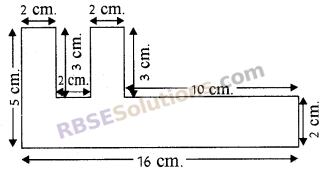 RBSE Solutions for Class 5 Maths Chapter 14 Perimeter and Area Additional Questions image 2