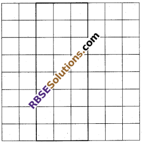 RBSE Solutions for Class 5 Maths Chapter 14 Perimeter and Area Additional Questions image 4