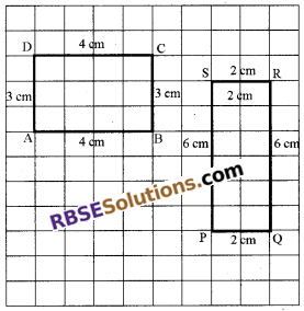 RBSE Solutions for Class 5 Maths Chapter 14 Perimeter and Area Additional Questions image 5
