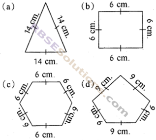RBSE Solutions for Class 5 Maths Chapter 14 Perimeter and Area Ex 14.1 image 2