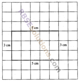 RBSE Solutions for Class 5 Maths Chapter 14 Perimeter and Area Ex 14.1 image 3